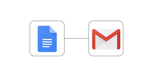 Google Docs integration with Gmail
