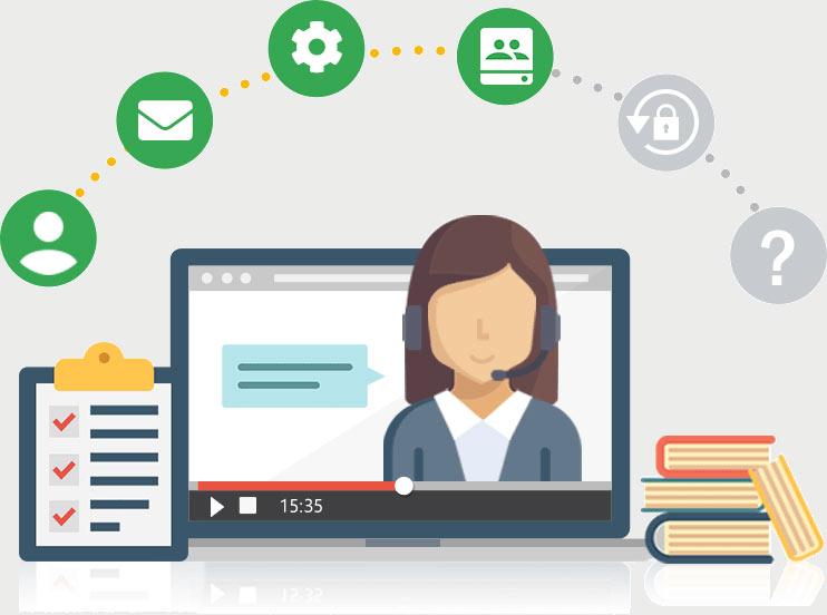 G Suite Online Video Training Course