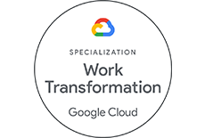 Specialization in Work Transformation