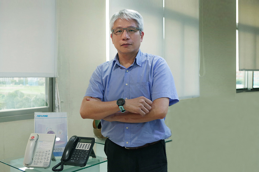 Mr. Cheng from Tentel Comtech Co. Ltd